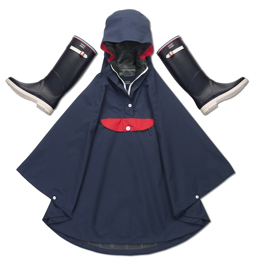 *AIGLE x Kitsuné:2013春夏時尚雨季限量商品! 1