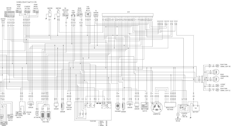 crusader 454 wiring diagram   27 wiring diagram images