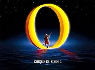 Cirque du Soleil's O