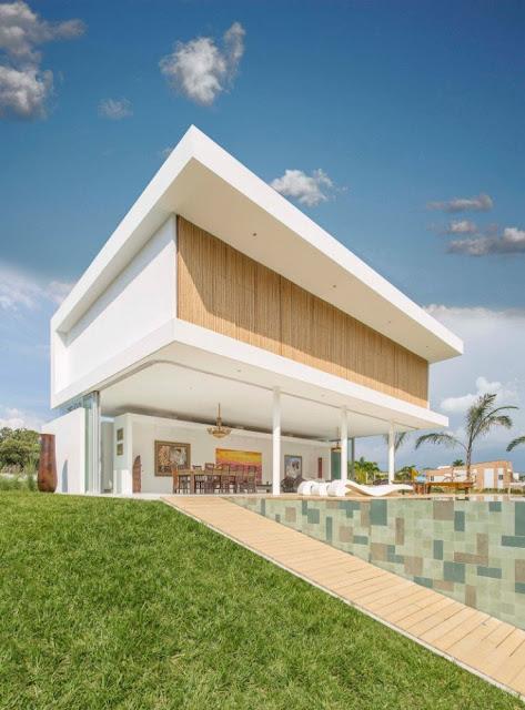 #GM Arquitectos 哥倫比亞建築事務所:打造 Gallery House 藝術之家 別墅 7
