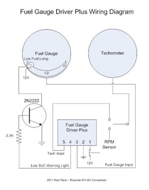 Fuel Gauge Wiring Diagram