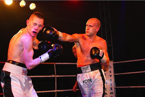 Kobe Vandekerkhove vs Cedric Spera
