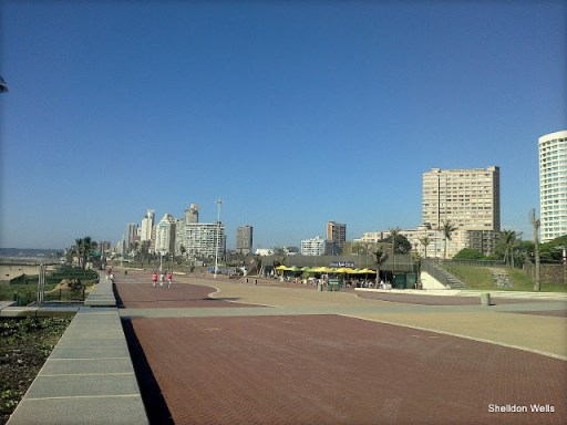 "Durban's ""Goldden Mile"""