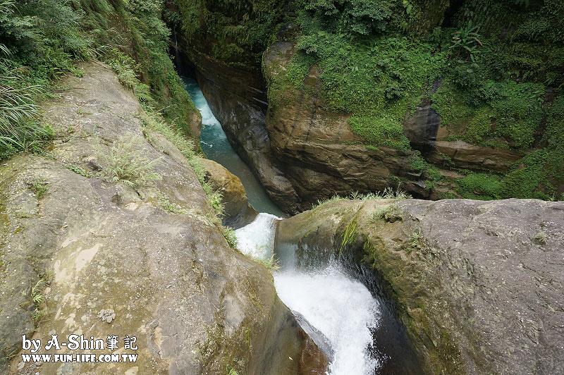 南投竹山遊-竹山天梯-太極峽谷-青龍瀑布36