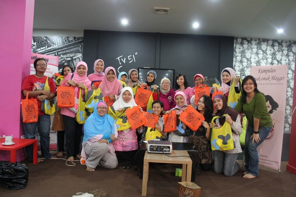 door prize di Kumpulan Emak Blogger