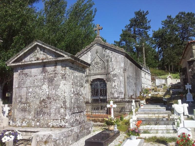 Cementerio de Cambados - Galicia