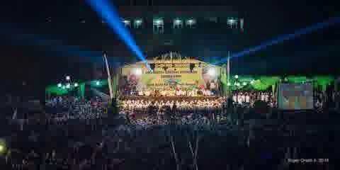 Universitas Jenderal Soedirman (Unsoed) Purwokerto Bersholawat 2014