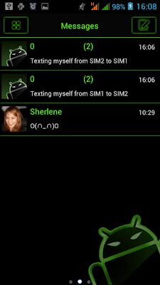 GO SMS Pro-Poison Green-01