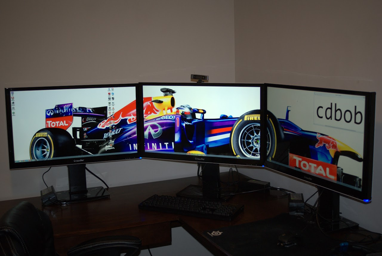 3 screen desktop wallpapers and background images for all your devices. My 7680x1440 Rig Battlestations