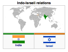 India - Israel Relations
