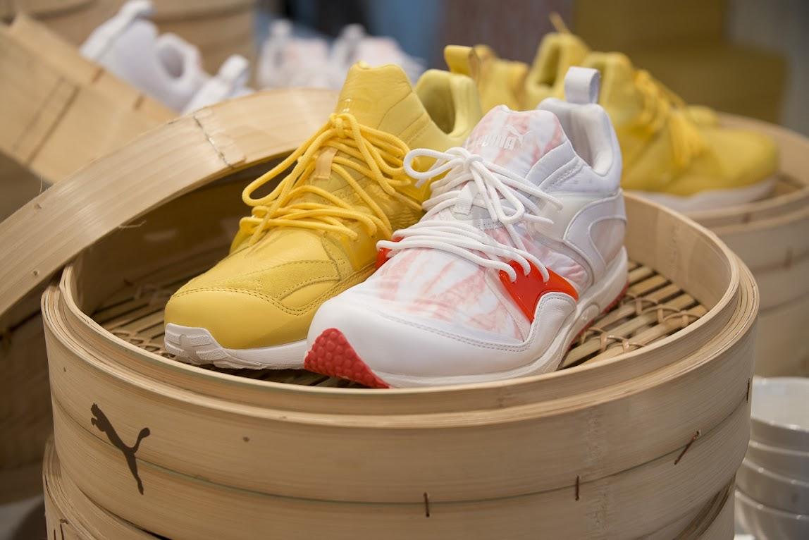 *燒賣、蝦餃「港式點心」鞋款:PUMA X HYPEBEAST共同合作推出! 1