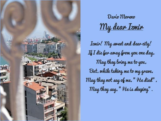 Turkey Tuesday: Der Asansör in Izmir; Dario Moreno: My dear Izmir