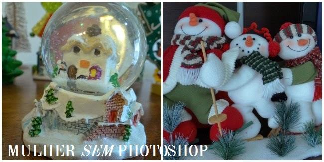 Minha decoração de Natal - onde comprar
