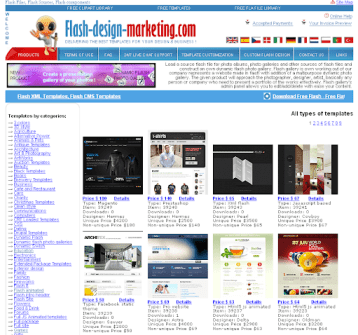 Flash Design Marketing