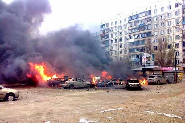 Украиснкая война и Борис Вишневский
