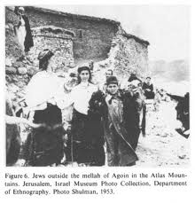 The berber jewish culture in Morocco (3/4)
