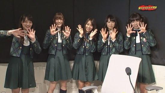 (TV-Variety)(1080i)(乃木坂46) 松村沙友理 中田花奈 – 生のアイドルが好き Nama no Idol ga Suki ep21 150103