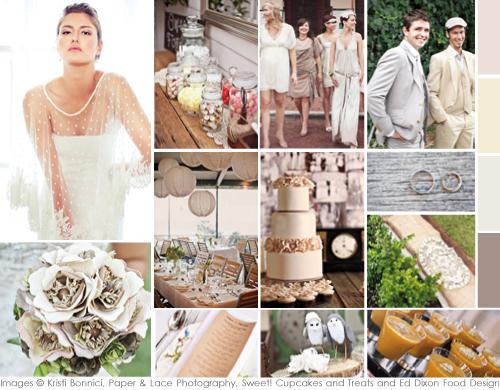 Portobello Bride: Autumn/Winter Wedding Moodboard Competition