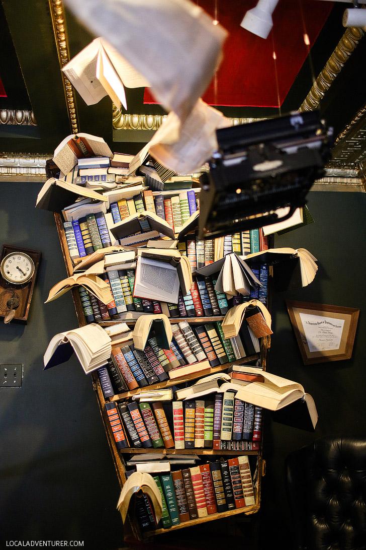 The Last Bookstore Los Angeles - Coolest Bookstore in America.