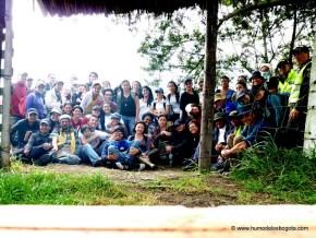 Visita al Humedal de Techo 10 de junio de 2012
