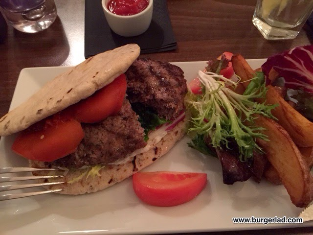 Bolero Bar and Kitchen Bolero Burger