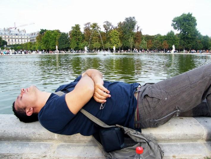 Qué ver en París en un fin de semana; Jardín de las Tullerias