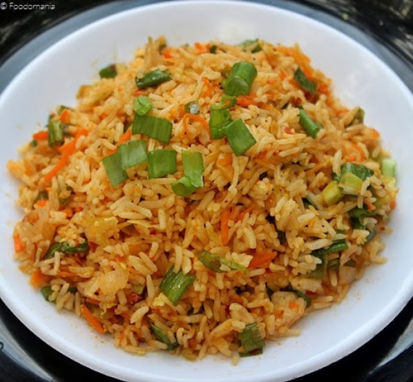 how to cook schezwan fried rice