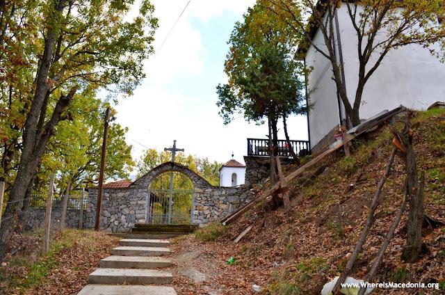arhangel mihail skocivir 04 02 - Sv. Arhangel Mihail, Monastery near v. Skochivir - Photo Gallery