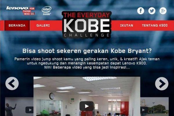The Everyday Kobe Challenge