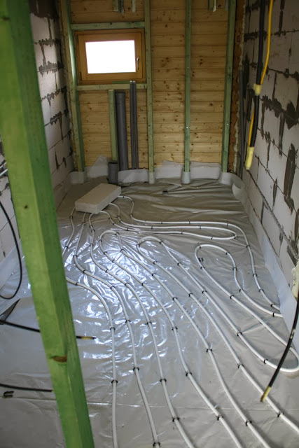 Podlahovka v kupelni