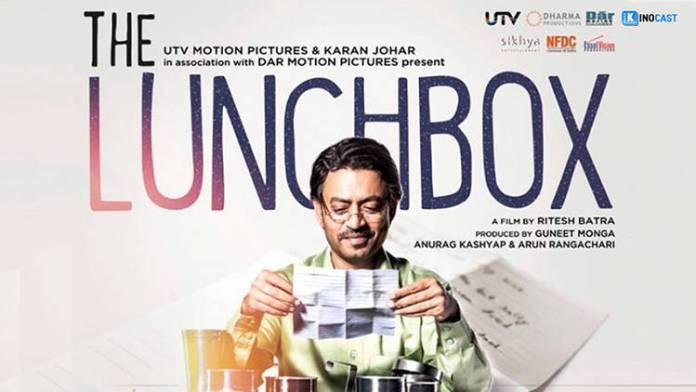 "Cartel promocional de ""The Lunchbox"", una película para inspirar"