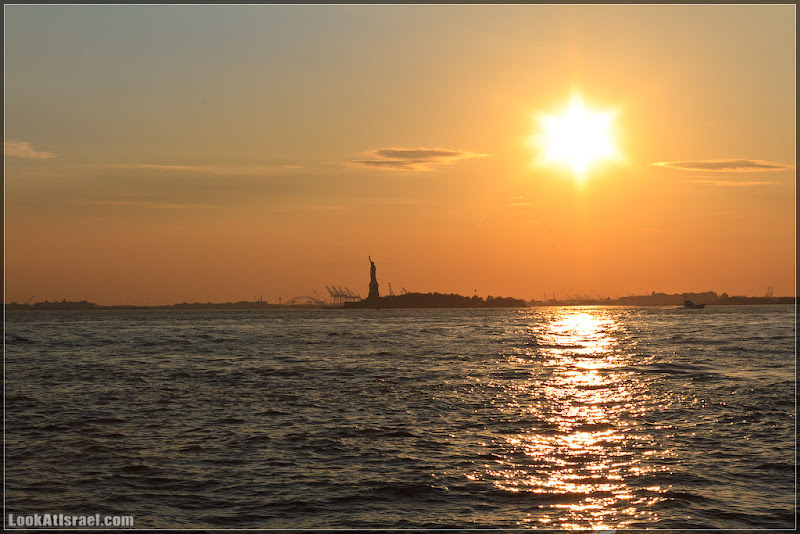 Америка 2.0 / Нью Йорк, Battery park