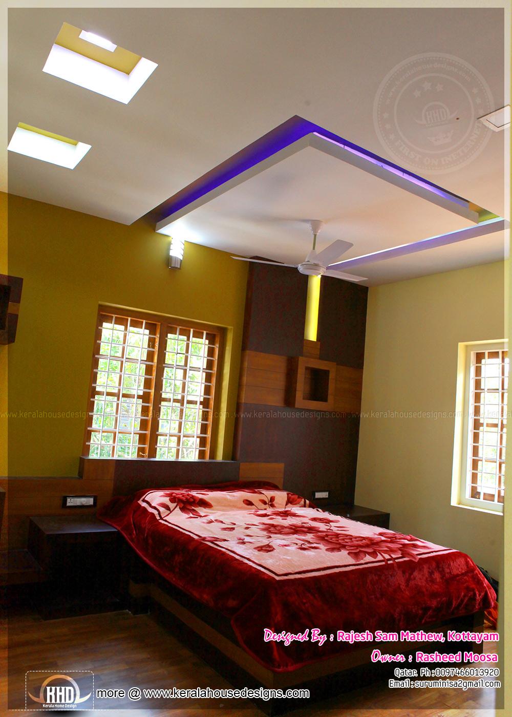 Kerala Interior Design With Photos Home Kerala Plans