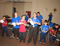 El Programa de Diversidad Funcional de Puerto Ordaz trabaja con niños autistas, Síndrome de Down, entre otros compromisos cognitivos o motores