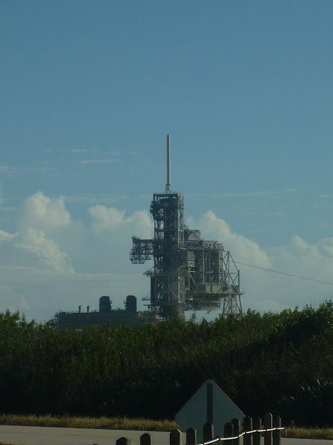 Space Shuttle LaunchPad