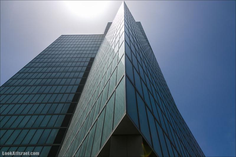 Тель Авивские небоскребы