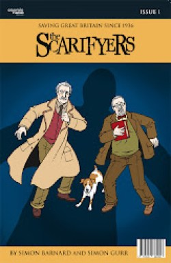 The Scarifyers Issue 1