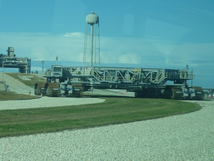 The NASA Crawler