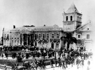 Resultado de imagem para palácio do governo são paulo pateo do collegio