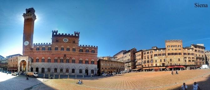 Ruta por la Toscana y norte de Italia. Siena