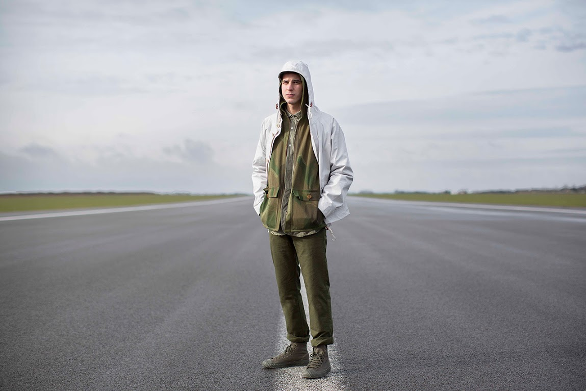 *NIGEL CABOURN For Converse All Star Bosey:走出低調風格 ! 8