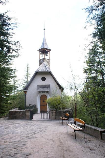 Chapel in La Cumbrecita Cordoba