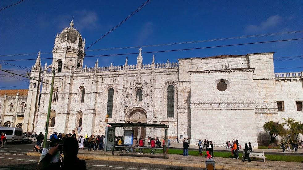 Monasterio dos Jerónimos - Lisboa