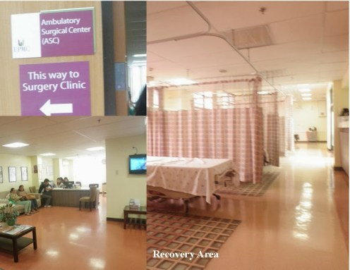 UPMC Recovery Area
