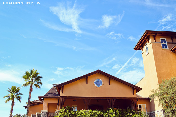 Silverado Winery and Vineyards (Best Wineries in Napa Valley California).