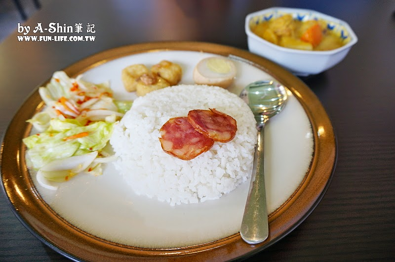 台中古坤卡泰式米食1