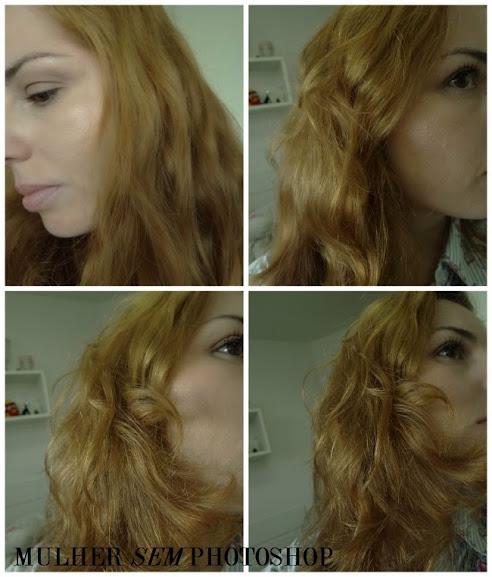 resenha spray clareador cabelo Sun In