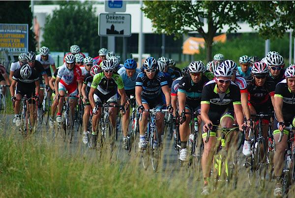 Kampioenschap voor wielertoeristen Roeselare
