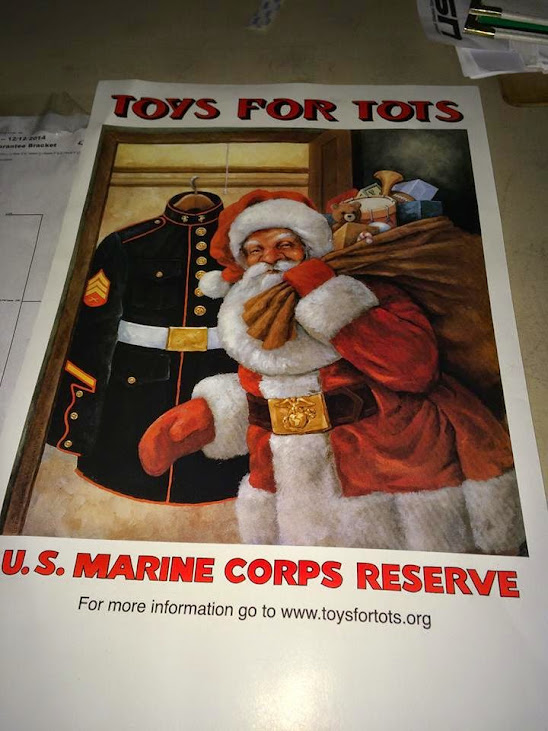 Marines Toys For Tots 2012 : Toys for tots tournament preview