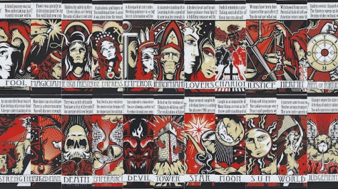 The Dollar Tree Tarot | Noxporium